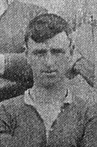 James Greechan - Greechan while with Brentford in 1906
