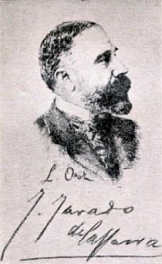 José Jurado de la Parra - José Jurado de la Parra, from a 1933 book