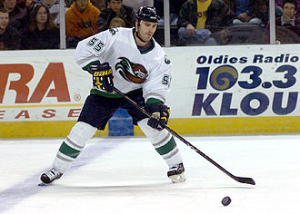 Barret Jackman - Jackman played with the Missouri River Otters during the 2004–05 lock-out