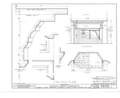 Jackson Jones Homestead, Merrick Road, Wantagh, Nassau County, NY HABS NY,30-WANT,1- (sheet 12 of 14).png