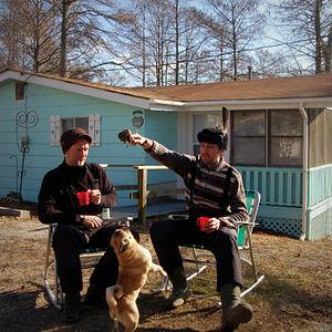 Jacob Cartwright and Nick Jordan - Jacob Cartwright and Nick Jordan, Horseshoe Lake, Illinois