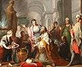 Jacopo Amigoni (c.1682-1752) - Solomon Sacrificing to His Wives' Idols - 771211 - National Trust.jpg