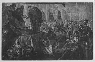 Gonzaga-Zyklus, I. Reihe, 1. Belehnung des G.F. Gonzaga
