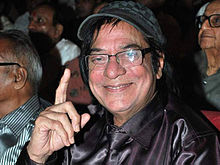 Jagdeep (actor) at the Dadasaheb Phalke Academy Awards 2010.jpg