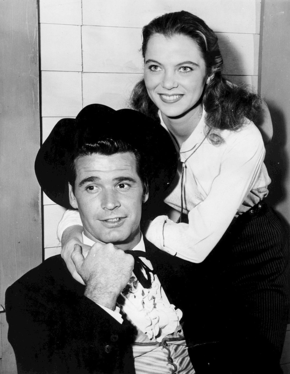 James Garner Louise Fletcher Maverick 1959