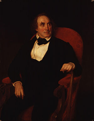 James Sheridan Knowles - James Sheridan Knowles by Wilhelm Trautschold