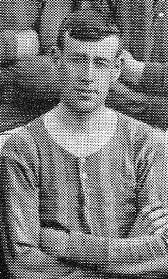 James Swarbrick - Swarbrick while with Brentford in 1904