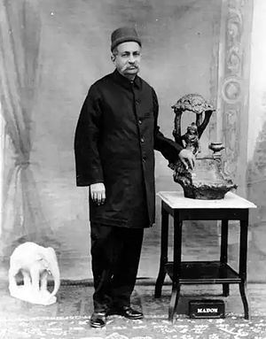 Jamshedji Framji Madan - Image: Jamshedji Framji Madan full