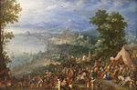 Jan Brueghel the Elder-Ansicht einer Hafenstadt.JPG