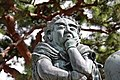 Japan - Nagano - Zenkoji Temple - Unidentified statue.jpg