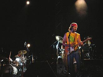Jarabe de Palo - Jarabe de Palo in concert in 2005
