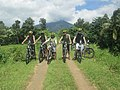 Jatiluwih UNESCO ebike cycling rice terraces bicycle tour inspection.jpg