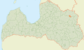 Jaunannas pagasts LocMap.png
