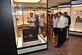 Jayanta Sengupta Visits With NCSM Dignitaries - Objects In CRTL Archive Exhibition - NCSM - Kolkata 2018-05-18 0773.JPG
