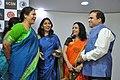 Jayashri And Anil Shrikrishna Manekar With Their Colleagues - NCSM - Kolkata 2018-03-31 9902.JPG