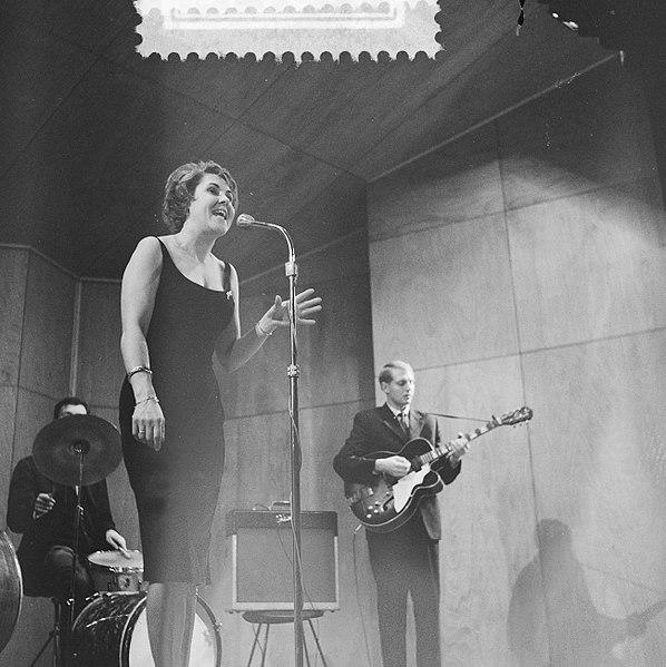 File:Jazz-concert AMVJ gebouw te Rotterdam, Bestanddeelnr 910-9742.jpg