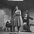 Jazz-concert AMVJ gebouw te Rotterdam, Bestanddeelnr 910-9755.jpg