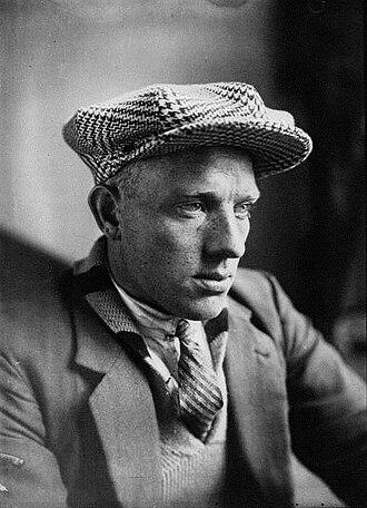 Jef Demuysere - Demuysere in 1929