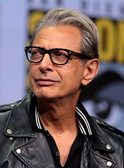 Jeff Goldblum San Diegon Comic-Conissa 2017.