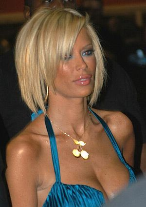 Porn star Jenna Jameson at the 2007 Adult Ente...