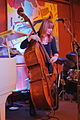 Jennifer Leitham Trio at Cafe 322, 7 March 2012 (6817617508).jpg