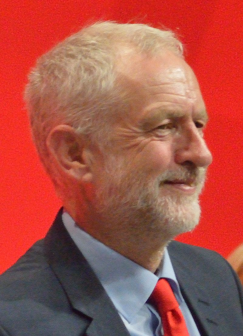 Jeremy Corbyn, 2016 Labour Party Conference 6.jpg