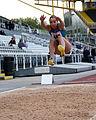Jessica Ennis - long jump - 2.jpg
