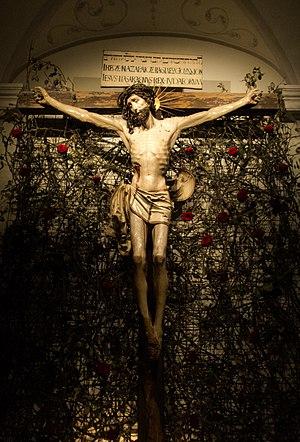 Melk Abbey - Jesus of Nazareth on the Cross, Stift Melk