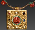 Jewel detail, Tibet, 19th century - Charm Case - 1915.348 - Cleveland Museum of Art (cropped).jpg