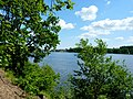 Jezioro Sępoleńskie w oddali widok miasteczka. - panoramio (1).jpg
