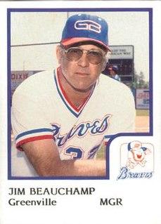 Jim Beauchamp American baseball player