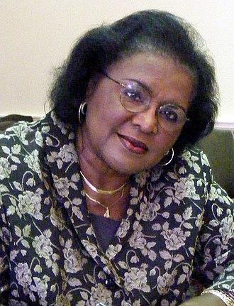 Legislative Black Caucus of Maryland - Image: Joanne C. Benson (2007)