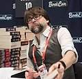 Joe Hill at BookCon (16328).jpg