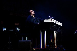 Joey DeFrancesco - Joey DeFrancesco playing at the North Sea Jazz Festival in Rotterdam in 2010.