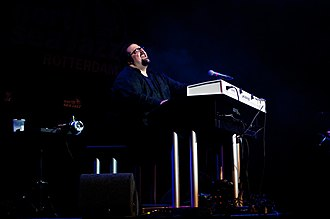 Joey DeFrancesco - Joey DeFrancesco playing at the North Sea Jazz Festival in Rotterdam in 2010.