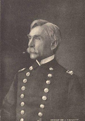 John C. Watson - Rear-Admiral John C. Watson in 1898