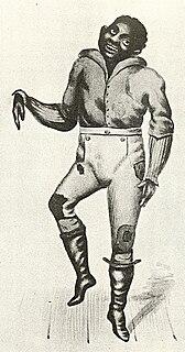 John Diamond (dancer) American dancer