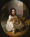 John F. Francis - Mary Elizabeth Francis, the Artist's Daughter - 1972.52 - Smithsonian American Art Museum.jpg