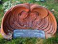 John Rhys' grave in Holywell Cemetery.jpg