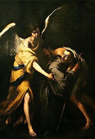 John of God - Saint John of God by Murillo (1672)