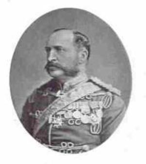 John Elkington (British Army officer) - John Elkington