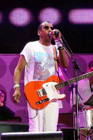 Jorge Ben Jor - Jorge Ben at Live Earth in 2007