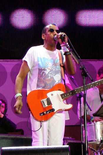 English: Jorge Ben Jor at Live Earth in 2007
