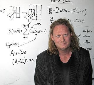Jos Stam Dutch computer scientist