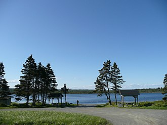 Anchorage Provincial Park - Great Pond