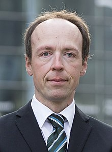 Jussi Halla-aho in Brussels 2014 (cropped).jpg