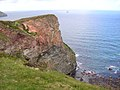 Just a cliff - geograph.org.uk - 23541.jpg