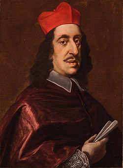 Justus Sustermans - Portrait of Cardinal Leopoldo de' Medici2.jpg