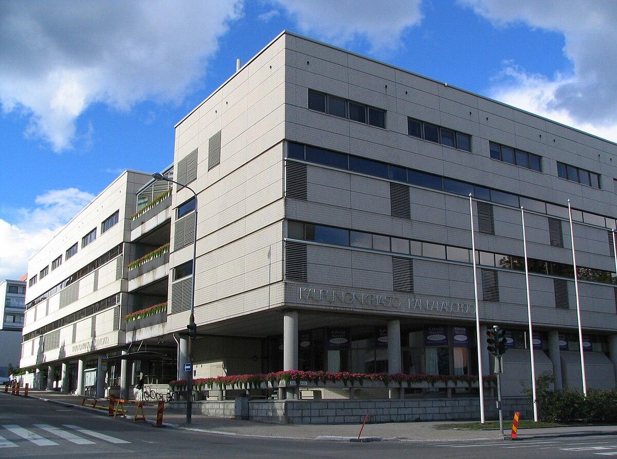 Kaupungin Kirjasto Jyväskylä