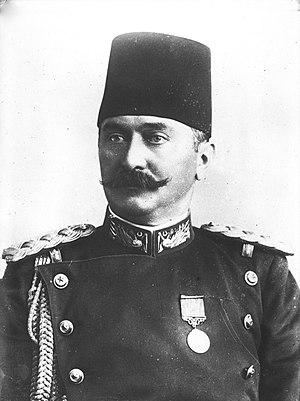 Kölemen Abdullah Pasha - Kölemen Abdullah Pasha, 1912